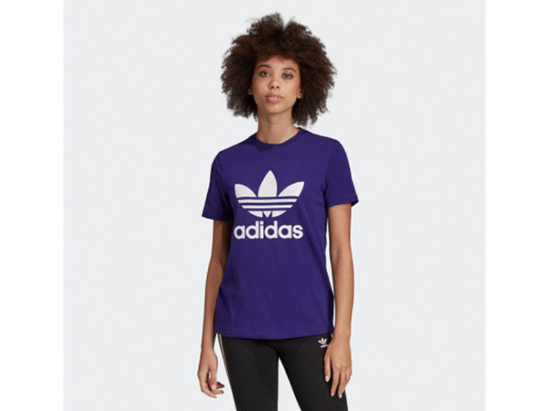 Camiseta Mujer Cuello Redondo TREFOIL TEE