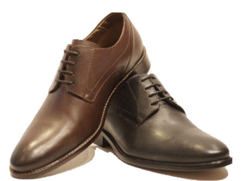 Zapatos clásicos de cuero