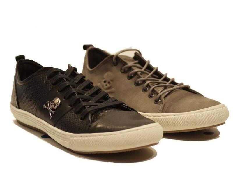 Zapatos Casuales Hombre con Diseño