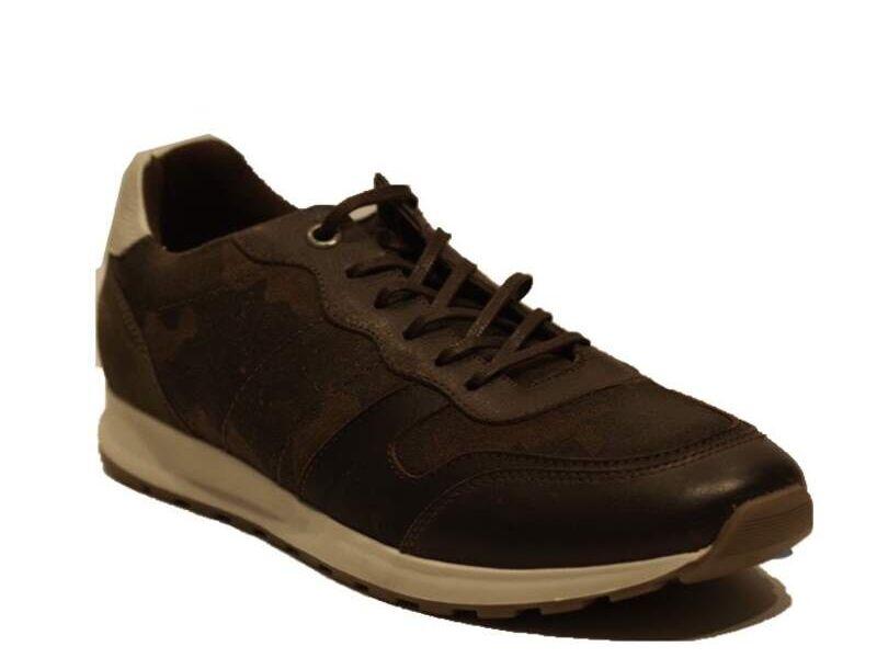 Zapatos Casuales Café