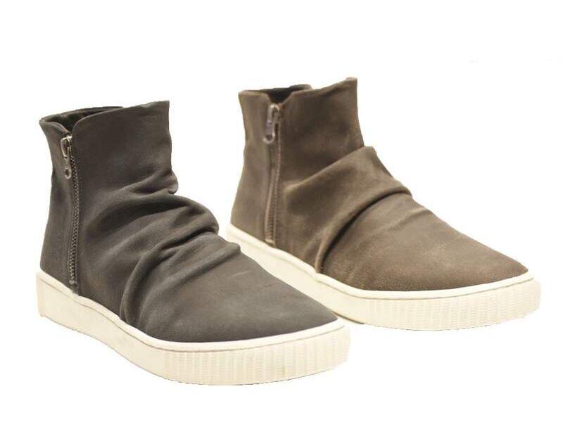 Zapatos Casuales de Caña Alta