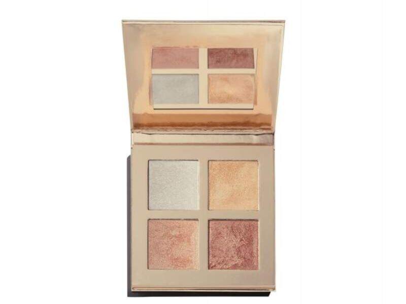 Paletas Rostro Quad 14 Incandescent Makeup