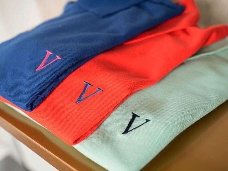 Camisetas estilo Polo