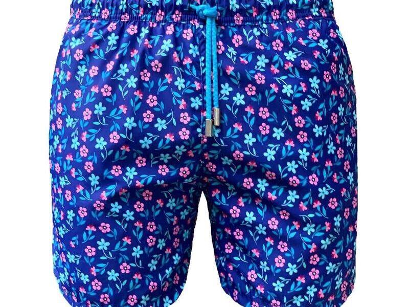 Shorts Flowers - Enemy Clothing