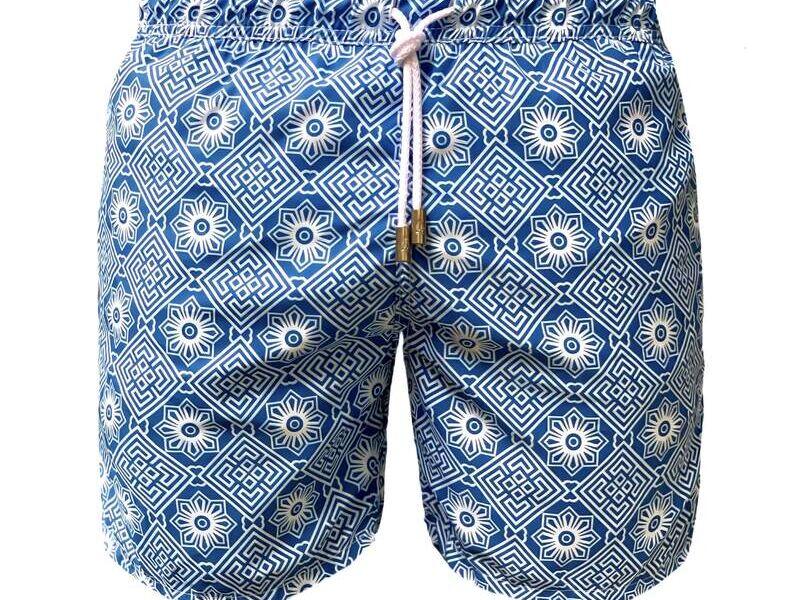 Shorts Mosaico - Enemy Clothing