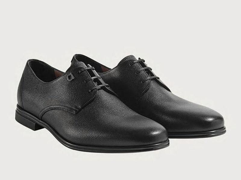 Zapatos derby - Negro