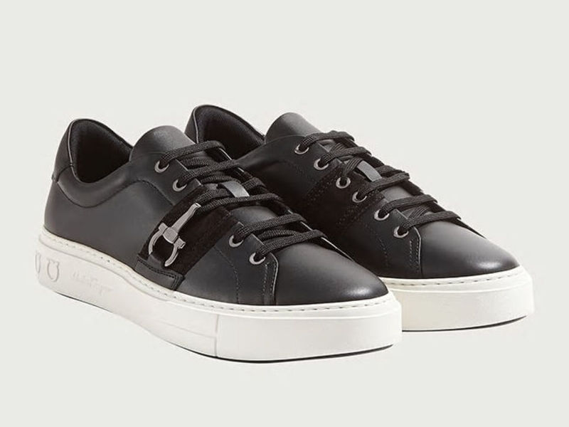 Sneakers Gancini Sultan - Negro
