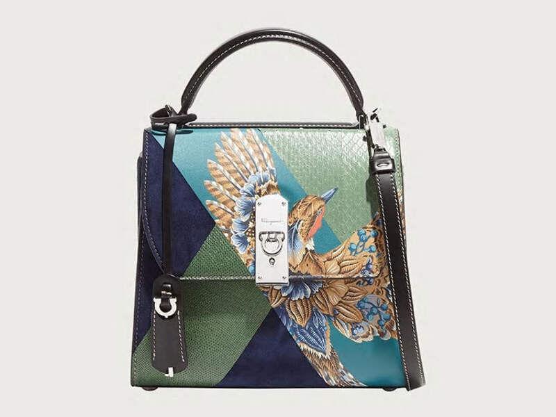 Ferragamo boxyz bag - Multicolor