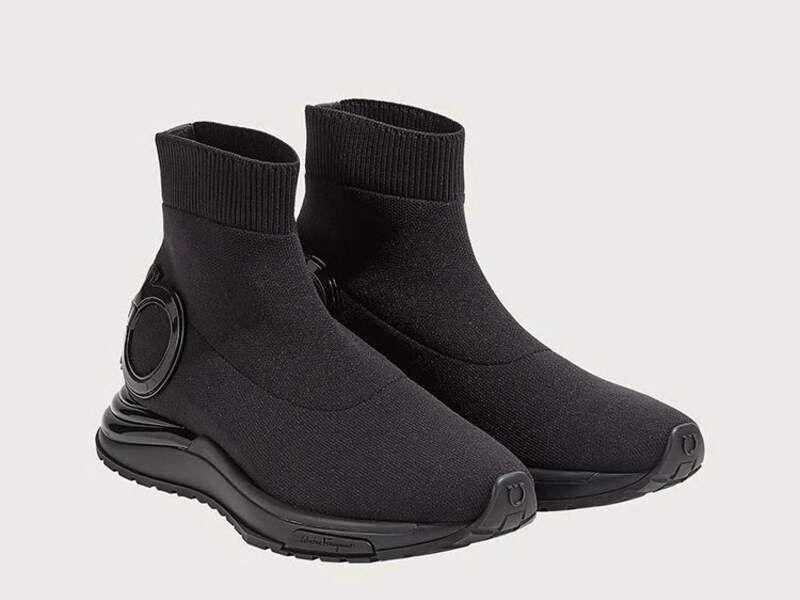 Sneakers Gancini Negro