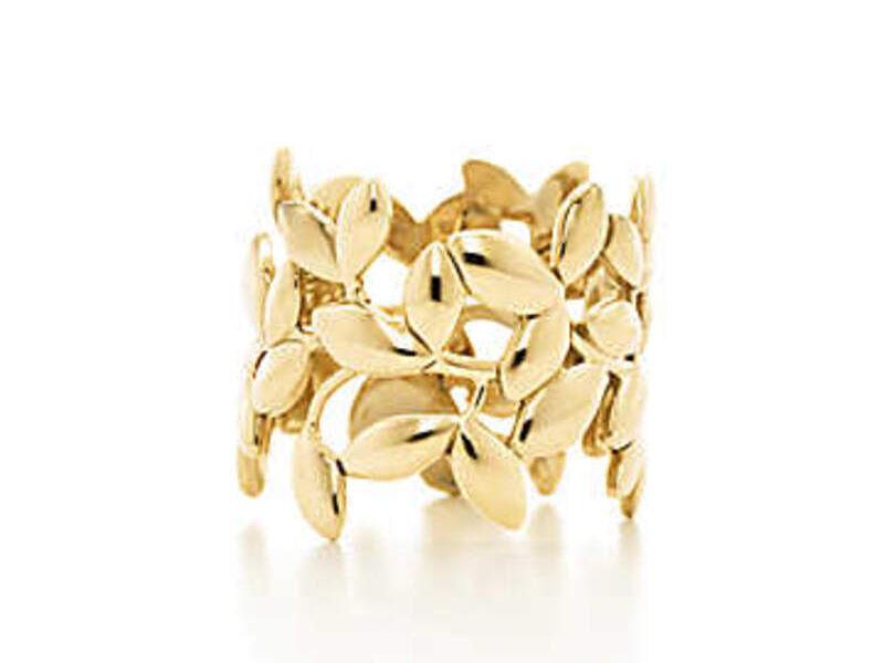 Anillo Paloma Picasso Olive leaf Oro 18k #6 - Tiffany&Co. | SARTORIAL