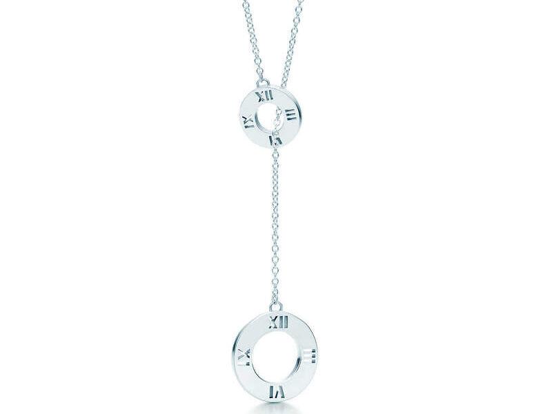 Collar Tiffany Atlas® Plata