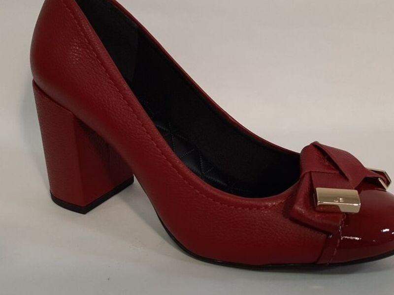 Zapatos Jorge Bischoff Vino
