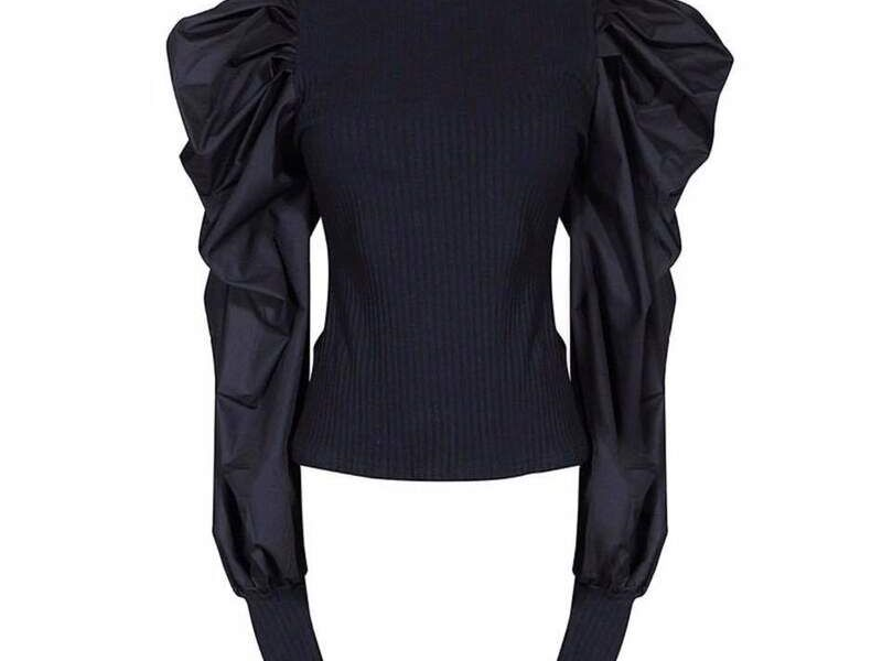 Saco Cuello de Cisne de Diseño Exclusivo
