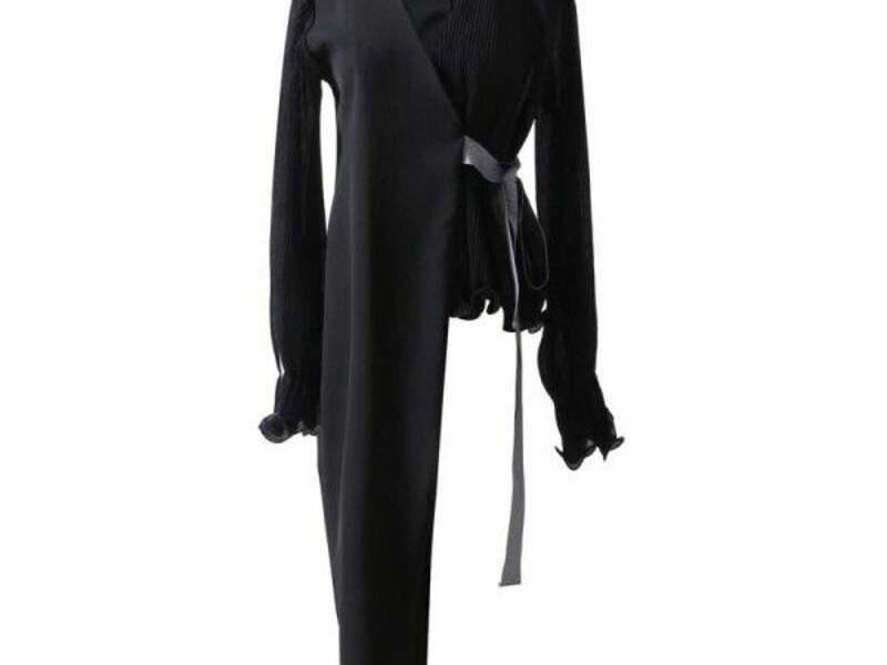 Vestido de Diseño Exclusivo a Media Pierna