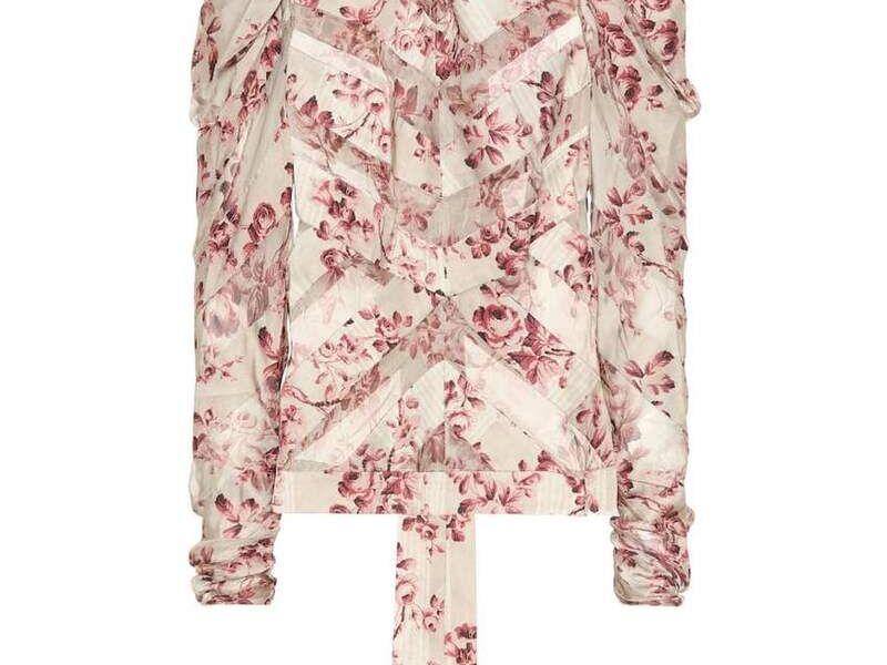 Blusa Rosa Diseño Exclusivo