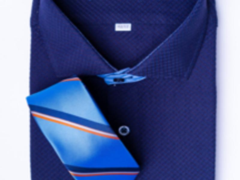 Camisa de Corbata Slim CCS16