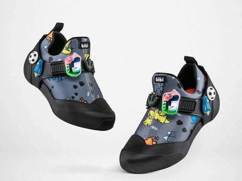 Zapatos con diseño de animales