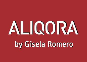 Pantalón de Gabardina Ladrillo - Aliqora