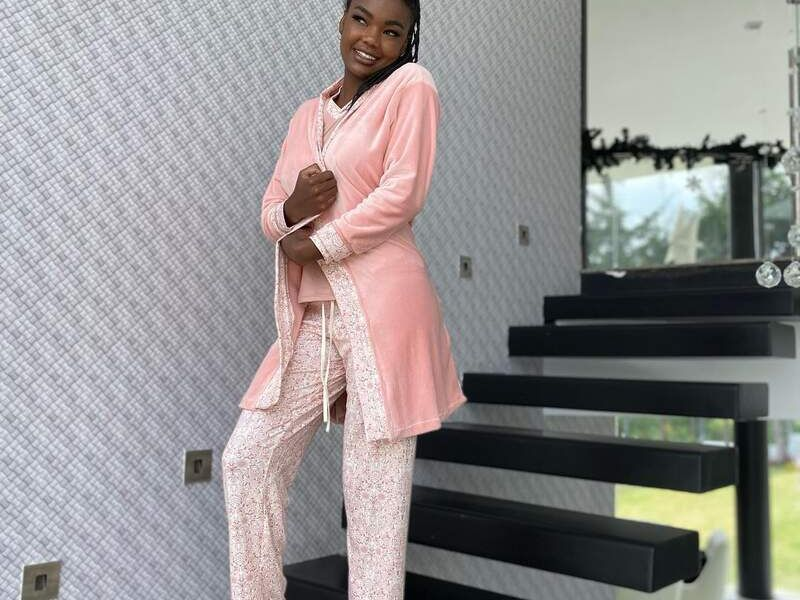Conjunto de Pijama en Rosado