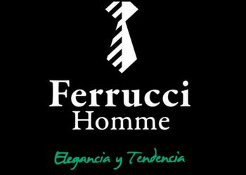Traje Negro  - Ferrucci Homme
