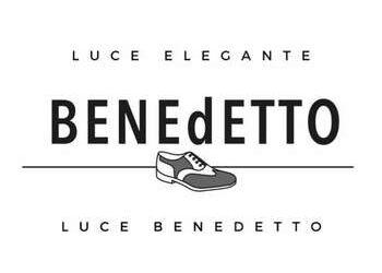 """Zapatos """"Brogue"""" de Cuero - Benedetto"""