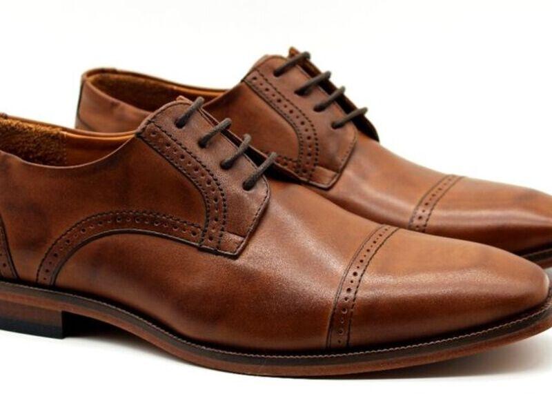 Zapatos Jhonson 10 Caoba