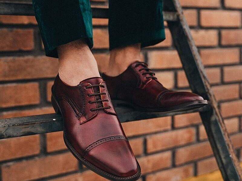 Zapatos Formales Oxford