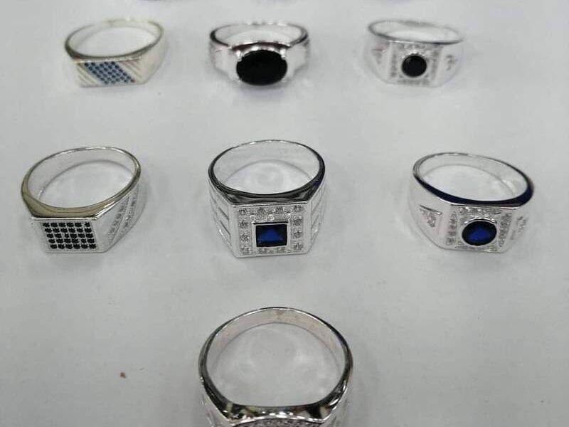 Anillos de plata diseños exclusivos