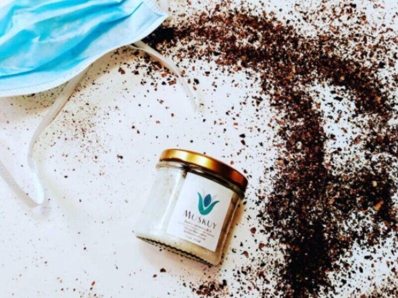 Crema Antibacterial  de Cacao  para manos